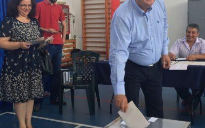 Drăgulin a câștigat un nou mandat de primar