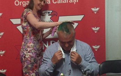 Verde-n cap, pariu respectat! Deputatul Nicolae s-a ținut de cuvânt