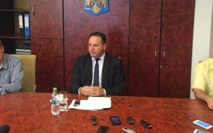 Iliuță a împărțit atribuțiile vicepreședinților Dinulescu și Barbu/Vezi cu ce se vor ocupa aceștia