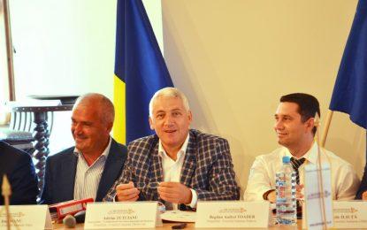 Ședința de constituire a Cosiliului pentru Dezvoltare Regională Sud Muntenia/Vezi cine este noul președinte