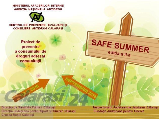 SAFE SUMMER 2016 AFIS