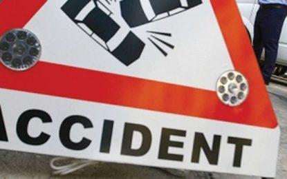 Minor, accidentat ușor pe trecerea de pietoni/Conducătorul auto era băut