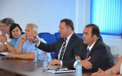 Iliuță a început să scoată Direcțiile Consiliului Județean Călărași în teritoriu