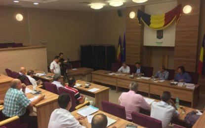 Consiliul Județean Călărași și-a stabilit componența comisiilor de specialitate/Vezi ce consilieri fac parte din ele