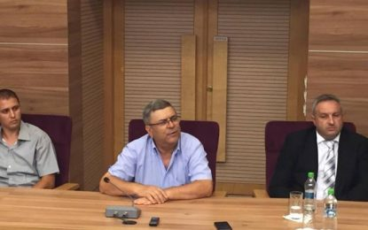 Fostul senator Dumitru este noul președinte interimar al PMP Călărași