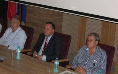 """Dinulescu: """"Autorităţile locale fac eforturi substanţiale ca să existe acest fenomen al fotbalului"""""""