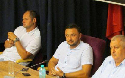 """Ce spune Drăgulin despre fotbaliștii DUNĂRII:""""Prin voi, Călărașiul este recunoscut pe plan naţional şi internaţional"""""""