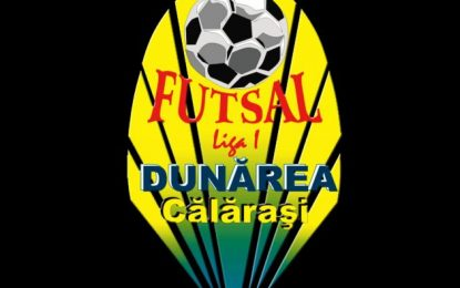 Futsal/13 jucători prezenţi la reunirea Dunării