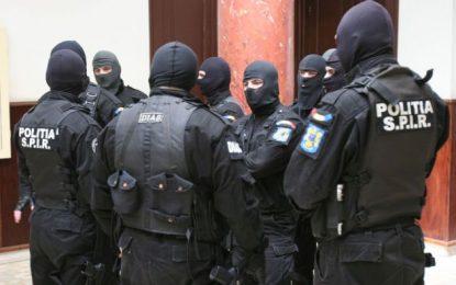 Cinci bărbați, reținuți pentru săvârşirea de infracţiuni cu violenţă