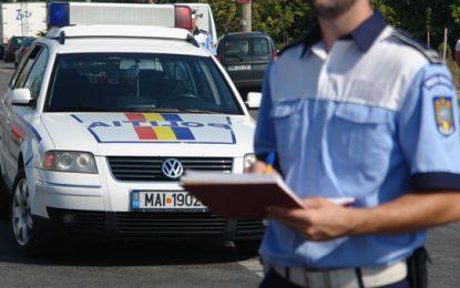 3 zile pline pentru Poliția Rutieră Călărași/64 de sancțiuni pentru pietoni, 28 pentru șoferii care nu au acordat prioritate și 40 de permise reținute