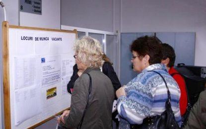 Ajofm Călărași/7032 șomeri înregistrați în luna iunie a acestui an