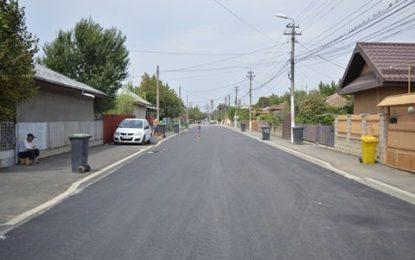 Promisiuni onorate/Str. Sulfinei din cartierul Mircea-Vodă a fost modernizată