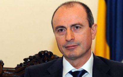 Ministrul Agriculturii, Irimescu și omologul sau din Kuweit s-au ales cu fracturi de piramidă nazală în urma unui accident