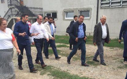 Irimescu, Ministrul Agriculturii, a vizitat două ferme din județul Călărași împreună cu o delegație din Kuweit