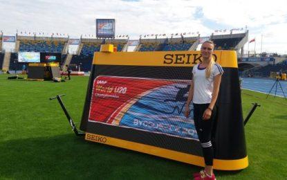 Atletism/Alexandra Mihai, prestație excelentă la Campionatul Mondial U20 din Polonia