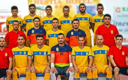 Futsal/Spicom Sf.Gheorghe -Dunărea, sâmbătă, 3 septembrie, ora 18.30