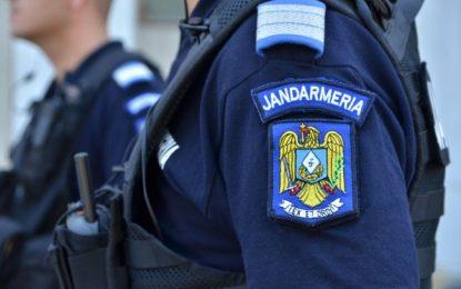 37 de misiuni de ordine publică executate de jandarmii călărășeni între 8 și 11 august