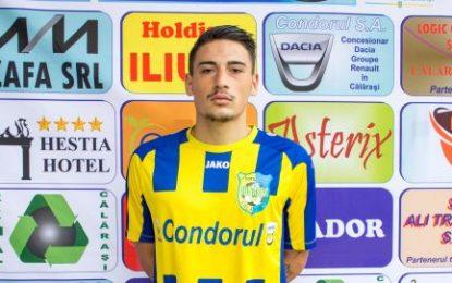"""Fotbal/Rafa Licu, cel mai tânăr jucător:""""Dunărea, cea mai bună alegere"""""""