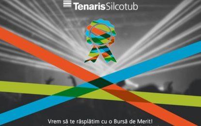 Tenaris Silcotub acordă 320 de burse pentru elevi/Vezi cum poți fi selectat