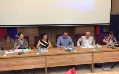 """""""Protecţia copilului în  sistem rezidenţial""""- dezbatere organizată de DGASPC Călărași în colaborare cu Federația Internațională a Comunităților Educative"""