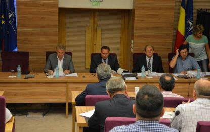Consilierii județeni se reunesc în ședință ordinară/Vezi ce proiecte sunt pe ordinea de zi