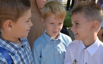 Călărași/Început de an școlar cu emoții mari pentru cei mici și revederi plăcute pentru cei mari (FOTO)