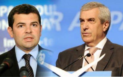 Co-președinții ALDE, Călin Popescu Tăriceanu și Daniel Constantin vin azi, 28 septembrie, la Călărași