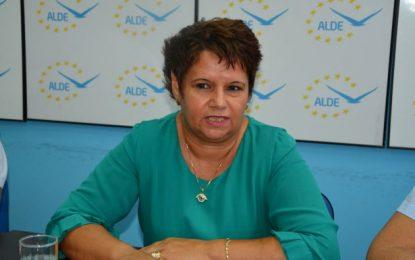 """Crețu, aflată la """"apogeul"""" carierei universitare – soluția de criză a ALDE Călărași"""