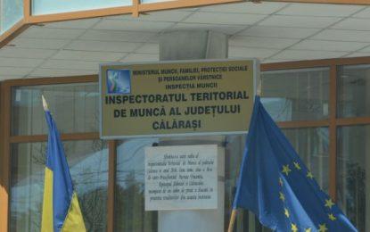 ITM Călărași/Controale privind munca zilierilor