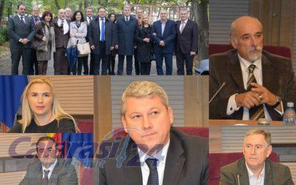 PNL Călărași/Ei sunt candidații pentru alegerile parlamentare