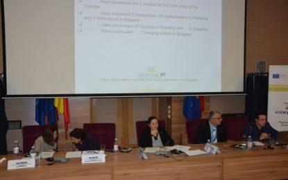 BRCT Călărași a organizat Conferința Anuală a Programului Interreg V-A România-Bulgaria