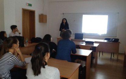 IPJ Călărași/Activităţi preventive desfăşurate de poliţişti în şcoli