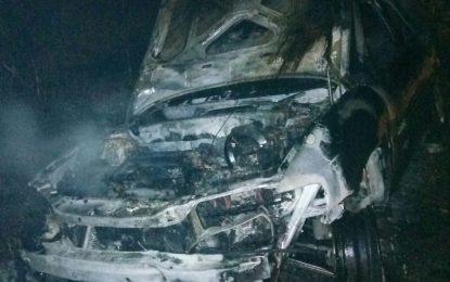 Două mașini s-au făcut scrum/Una la Ileana, alta la Ciocănești