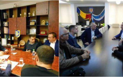 ITM Călărași/Schimb cu experiență între inspectorii de muncă români și bulgari privind modul de abordare a problematicii muncii în cadrul acţiunilor de control