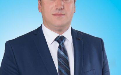 """Borcea/Primarul Aniel Nedelcu: """"Să dea Bunul Dumnezeu ca în anul ce vine să fie mai bun și mai prosper pentru minunata comună Borcea!"""""""