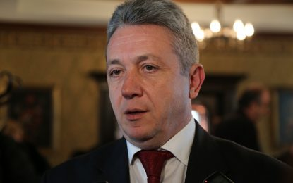10 decembrie-ZIUA ANOFM/Mesajul Președintelui, Marcel Dumitru Miclău, cu ocazia zilei aniversare