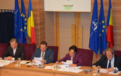 Consilierii județeni se reunesc în ședință ordinară/Ce proiecte sunt pe ordinea de zi