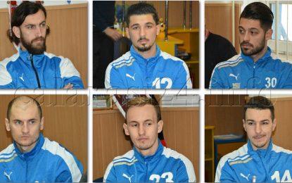 Fotbal/Liga a 2-a: Jucători noi la Dunărea Călărași