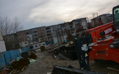 Călărași/Un nou bloc de locuințe, cu 30 de apartamente pentru tineri, destinat închirierii prinde contur