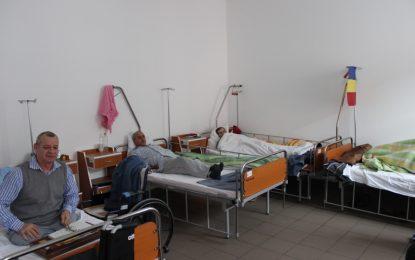 Călărași/Centrul de Asistență Medico-Socială funcționează la capacitate maximă