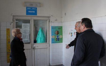 """Vizită neanunțată la Pediatrie/Iliuță, președintele CJ Călărași:""""M-a nemulțumit ceea ce am găsit aici"""""""