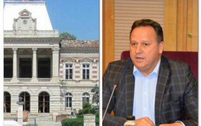 """CJ/Vasile Iliuță: """"MAI a dat aviz pozitiv pentru prelungirea protocolului de preluare a Palatului Prefecturii până la finalizarea lucrărilor de consolidare"""""""