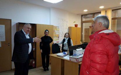 Laurențiu Samoilă este noul arhitect-șef al municipiului Călărași