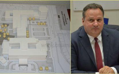 Iliuță vrea să construiască o aripă nouă în cadrul Spitalului Județean de Urgență Călărași