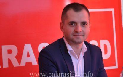 """Ciprian Pandea, despre viitoarele alegeri din cadrul PSD Călărași: """"Probabil, fiind de la țară, am înțeles ce înseamnă bunul simț"""""""