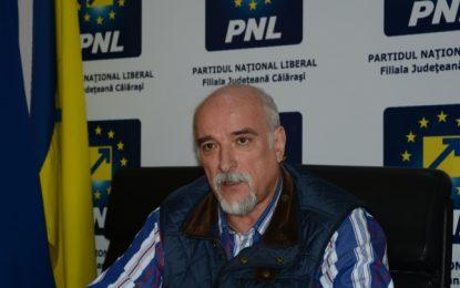 Alegerile în Organizația Județeană PNL Călărași, programate pe 29 aprilie