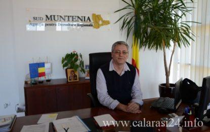 """INTERVIU/Dr ing. Liviu Mușat, directorul ADR Sud Muntenia:""""Administrațiile locale ar trebui să se gândească la proiecte care sunt strict necesare comunității"""""""