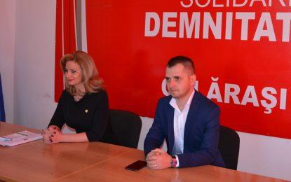 """Pațurcă și Pandea, interesați de soarta spitalului județean/Liderul PSD: """"Asumarea managementului este strict a președintelui CJ"""""""