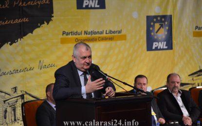 """PNL/Drăgulin: """"Sunt onorat că am ajuns președintele acestei organizații"""""""