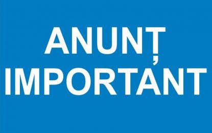 Asociaţia de Dezvoltare Intercomunitară ECOAQUA/ANUNȚ privind selecția a 7 membri în Consiliul de Administrație al ECOAQUA S.A.